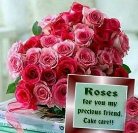 Good Afternoon! Red roses for You! Red roses for her! Ecatds for your precious friend. Cake care. The biggest bouquet of roses. Free Download 2021 greeting card