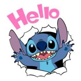 Hello! Cartoon ecards 2018. New ecards. Free download. Lilo And Stitch - Cartoon Pictures. Hello, hello, everybody! Free Download 2019 greeting card