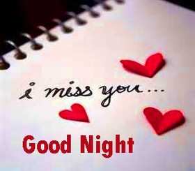 I miss You...Good night... Free Download 2021 greeting card