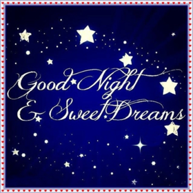 I Wish You A Sweet Good Night. PNG. Free Download 2021 greeting card