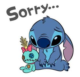 Sorry... I'm so sorry for everything. Super ecards 2018. New ecards. Free download. Lilo and Stitch. Free Download 2019 greeting card