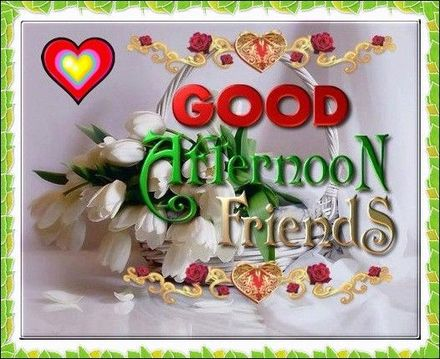 Good afternoon greeting cards free download jpg images m4hsunfo