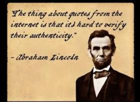 Abraham Lincoln. Ecard for grandmother. Picture with inscriptions. The thing about quotes from the internet is thst its hard to verify their authenticity. Free Download 2019 greeting card