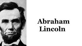 Abraham Lincoln... New card. Abraham Lincoln's birthday. Greeting card... Free Download 2019 greeting card