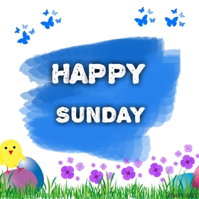 Have a Happy sunday friend! New ecard. Happy Sunday for friend. Sunday cards. Let the problems be easily solved, the business will be successful, the soul smiles, and the heart enjoys life. Free Download 2019 greeting card