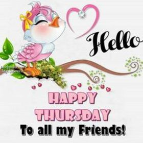 Wish for a good Tuesday to friends. Download a card with a bird for friends. Good morning! Good Tuesday. Productive day. Free Download 2019 greeting card