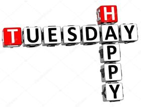 Happy Tuesday Crossword. Ecard. Tuesday Crossword. Get up and make the best of today. Good day! Have a blessed Tuesday. Free Download 2019 greeting card