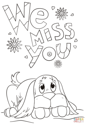 We miss you and a dog. New black & white ecard. Miss you. I miss you really much. Missing dog. I miss you a lot baby and don't worry. I'll wait no matter how long it takes for you to make up your mind. Free Download 2021 greeting card
