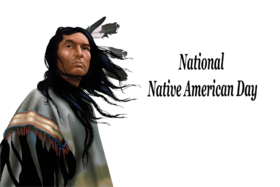 Native american day... Card for her... National Native American Day! Free Download 2021 greeting card