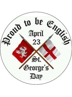 St. George's day ecard. Congratulations!!! Have a nice day!!! Excellent mood! Congratulations !!! Peace ... good ... understanding .... Free Download 2019 greeting card