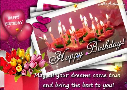 Happy Birthday Greeting Cards Free Download All Images
