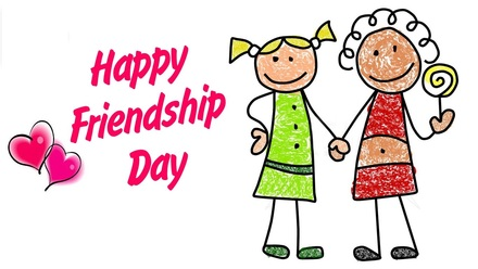 Friendship day 2018 greeting cards free download all images m4hsunfo