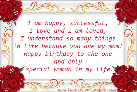 Superb Happy Birthday Mom From Son Birthday Wishes For Mom New Ecard Funny Birthday Cards Online Fluifree Goldxyz