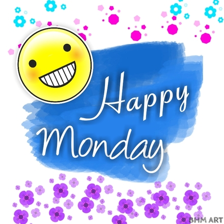 Happy monday greeting cards free download all images m4hsunfo