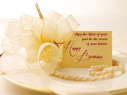 My Happy Birthday Wishes Nice Card For You The Most Beautiful