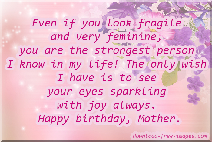 Happy Birthday Mom From Son Wishes For New Ecard The Best Greeting Card You