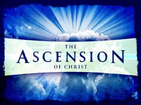 Ascension day... Greeting card for grandpa... Ascension day... The Ascension of Christ... Free Download 2018 greeting card