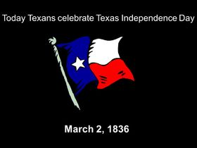 Texas independence day... Card for Dad... Today Texans celebrate Texas Independence Day... Free Download 2019 greeting card