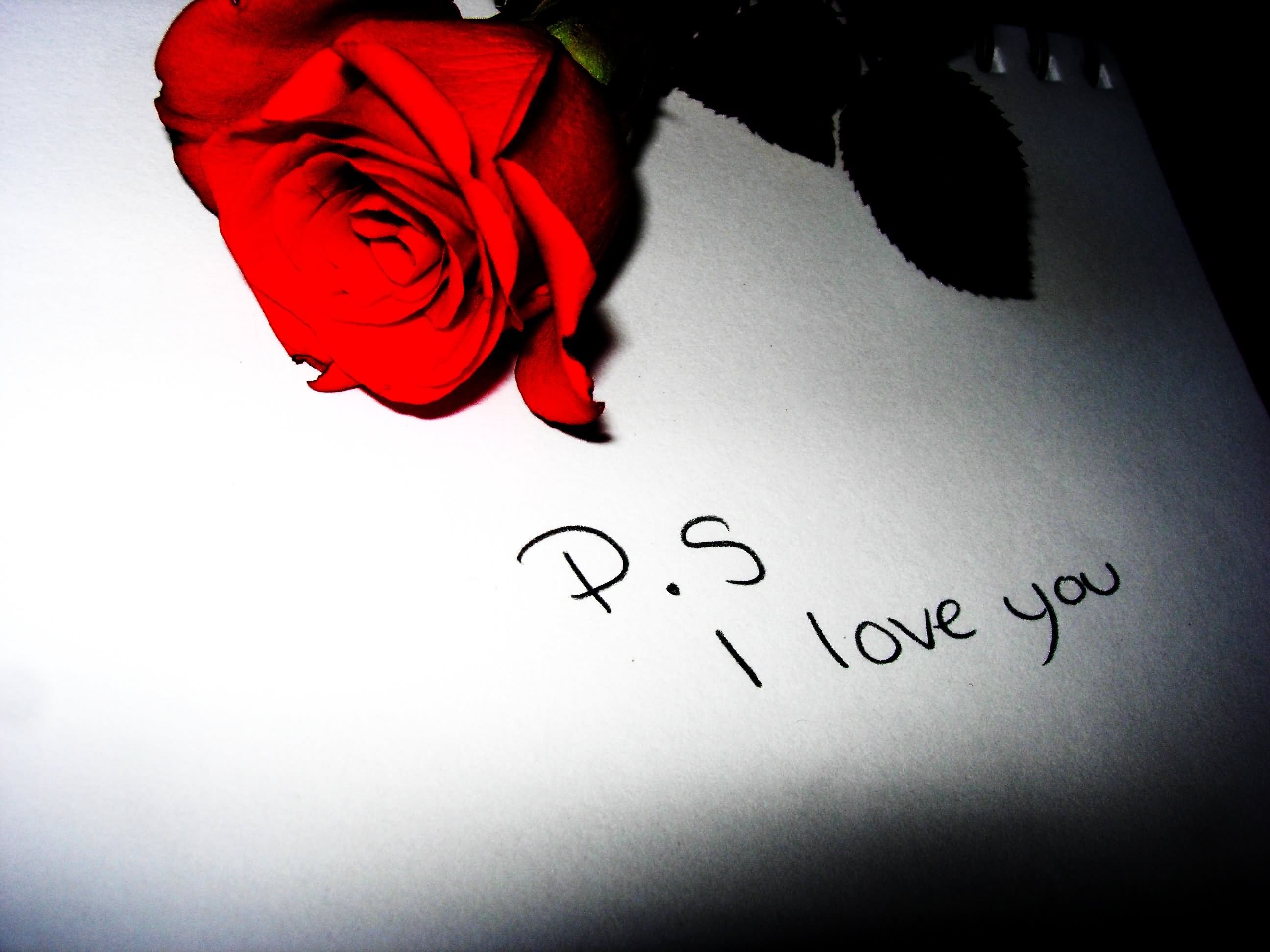 Love P S I Love You Nice Ecard The Best Greeting Card For You